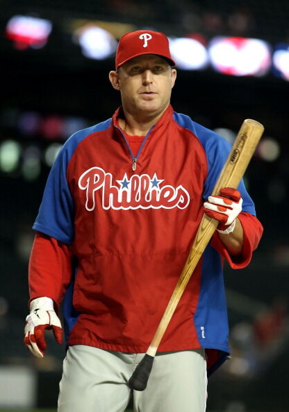 Jim Thome - Getty