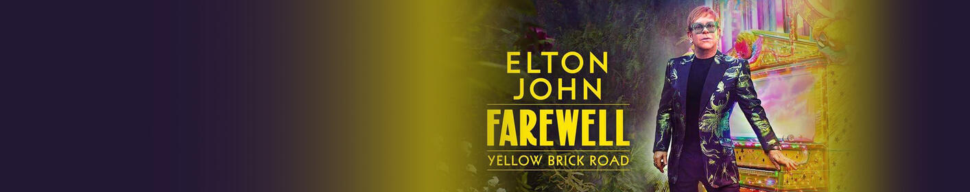 Elton John, Farewell Yellow Brick Road, Oct. 30th at Scottrade Center!