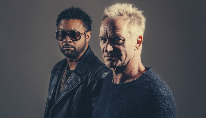 How Sting & Shaggy Turned An Unlikely Friendship Into A Collaborative Album on Channel 933