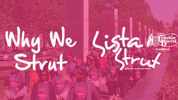 Sista Strut - Why We Strut