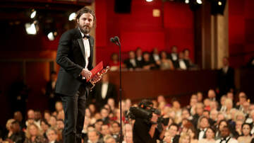 Entertainment - Casey Affleck Withdraws From Oscars