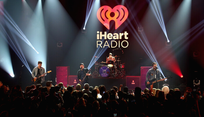 Fall Out Boy Celebrate 'MANIA' With Joked-Filled Album Release Party on Channel 933