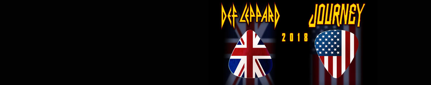 Journey & Def Leppard Live!