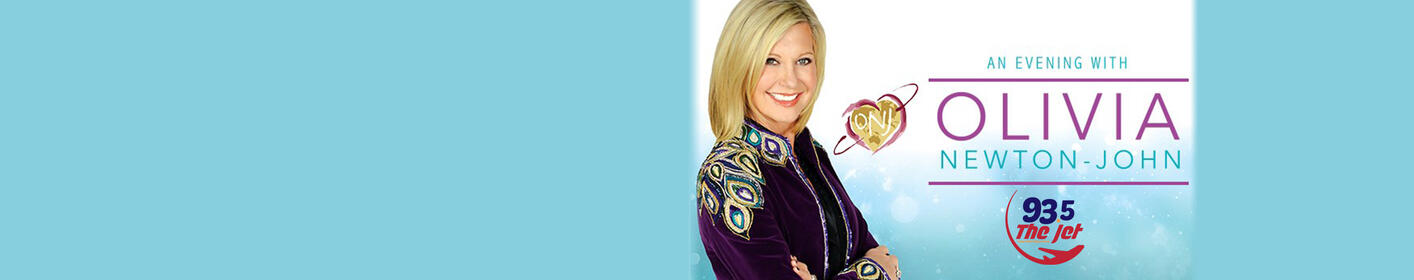 Enter To Win Tickets To See Olivia Newton John!