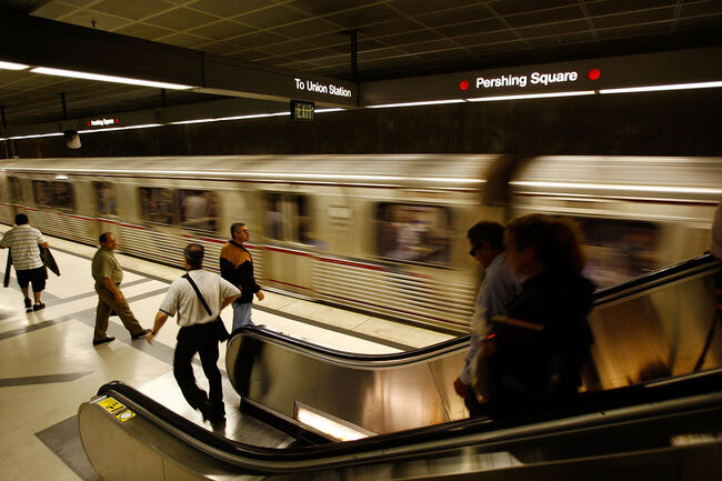 Metro Subway Groper Charged and Banned From All Metro