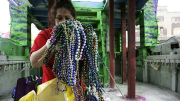 Local News - Jefferson Parish To Recycle Beads, Helping Arc Of Greater New Orleans