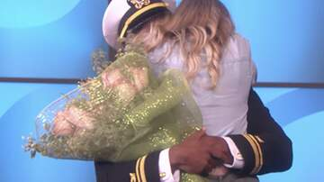The AntMan - Ellen Surprised Super Fan With Her Navy Officer Boyfriend; Try Not To Cry!