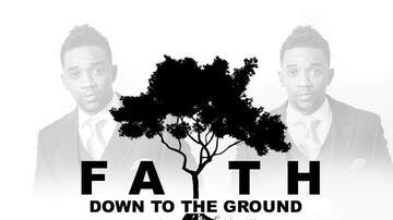 Minister Melvin Hood - Marlon Lock Faith Down To The Ground Background