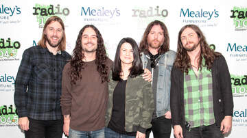 winter-jawn - J. Roddy Walston & the Business Backstage Interview at Winter Jawn