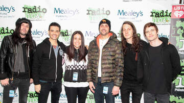 winter-jawn - Dashboard Confessional Meet + Greet at Winter Jawn 2018