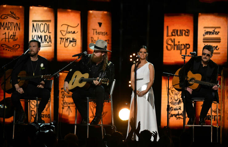 Maren Morris, Eric Church & Brothers Osborne Tribute Music's Lost Fans | iHeartRadio