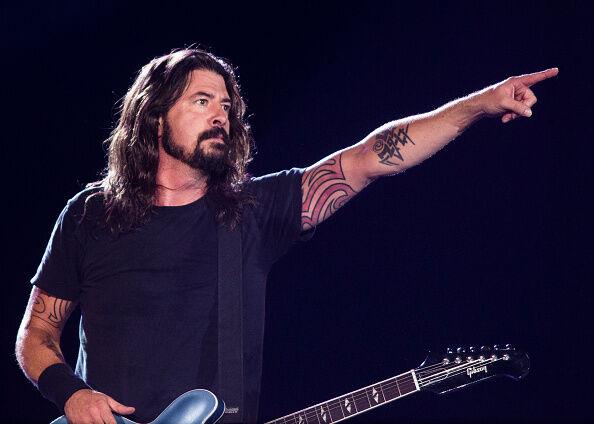 Foo Fighters in Concert - Rio de Janeiro