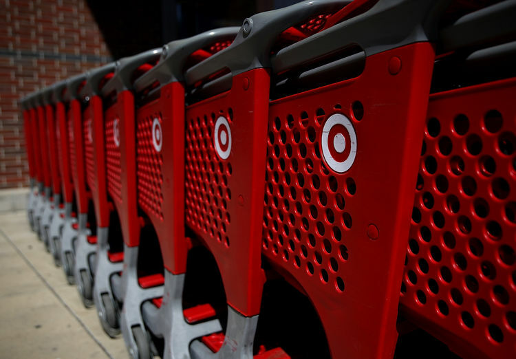 Mom Saves Another Mom's Day, While at Target
