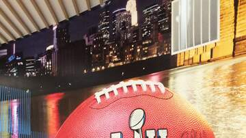 Steve Duemig - Patriots & Eagles Light Up Super Bowl Opening Night On Day 1 From Radio Row