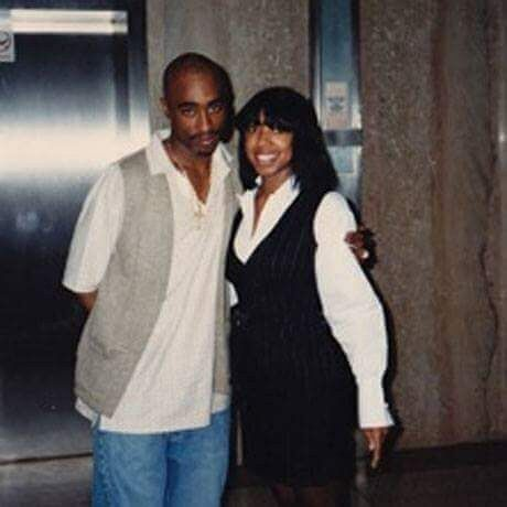 Tupac and Ayanna