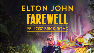 None - Elton John Farewell Yellow Brick Road Tour