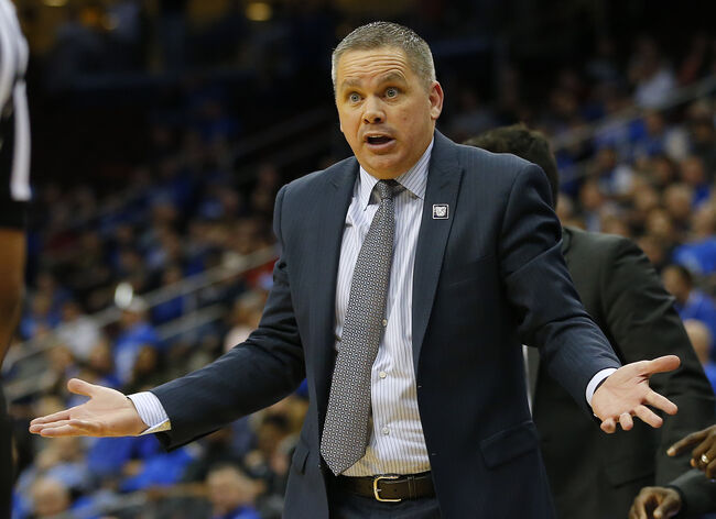 Chris Holtmann has had all the right answers so far in his first season at Ohio State