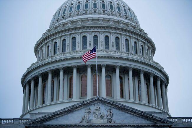U.S. Capitol Getty