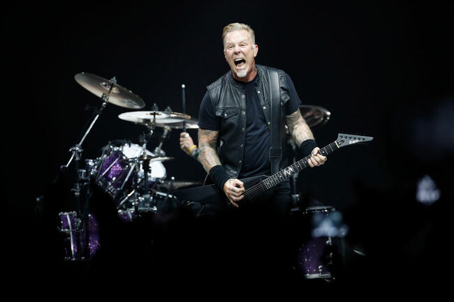 The CIA Plays Metallica Songs To Torture Prisoners   102 5 WDVE