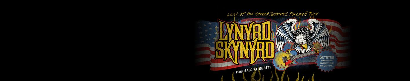 WIN your tickets to Lynyrd Skynyrd at Oak Mountain Amp!