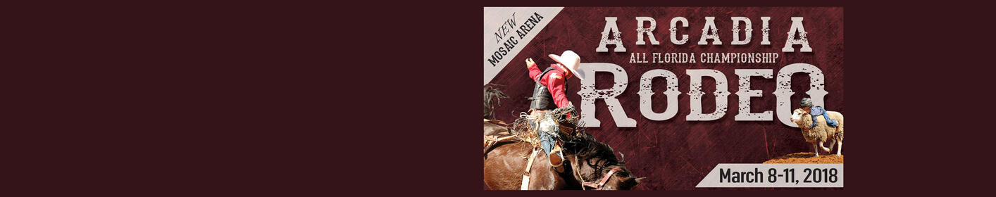 Win tickets to the Arcadia Rodeo