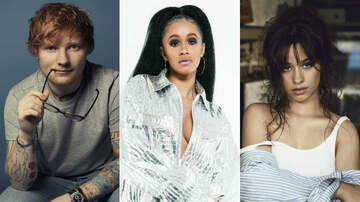 iHeartRadio Music Awards - 2018 iHeartRadio Music Awards Performers & Hosts Revealed!