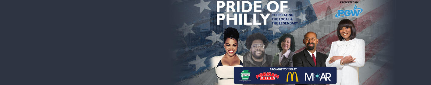 The Pride of Philadelphia - Listen each weekday at 1:20pm and 6:20pm!