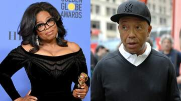 DJ Chase - Oprah gives Russell Simmons the Boot!