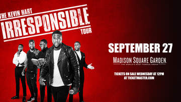 Weekends -  Power 105.1 is Hooking You Up with Kevin Hart Tickets