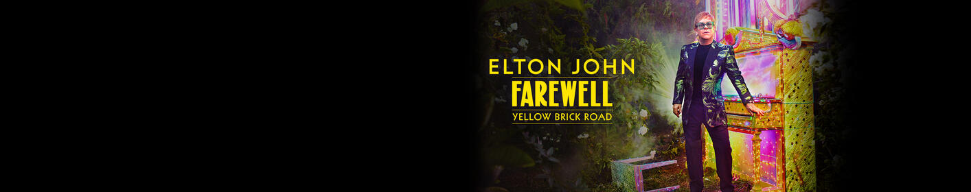 Enter to Win a Pair of Tickets to See Elton John