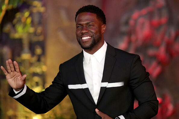 Kevin Hart - Getty Images