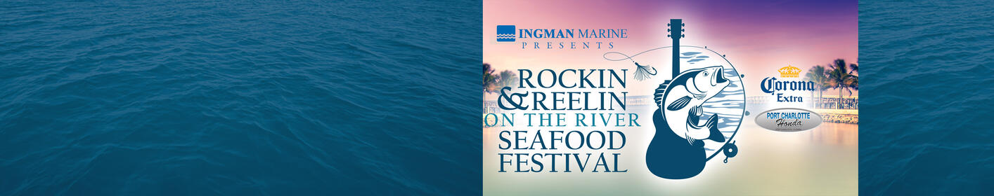 Rockin & Reelin On the River Seafood Festival