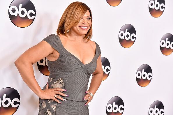 Tisha Campbell Martin - Getty Images