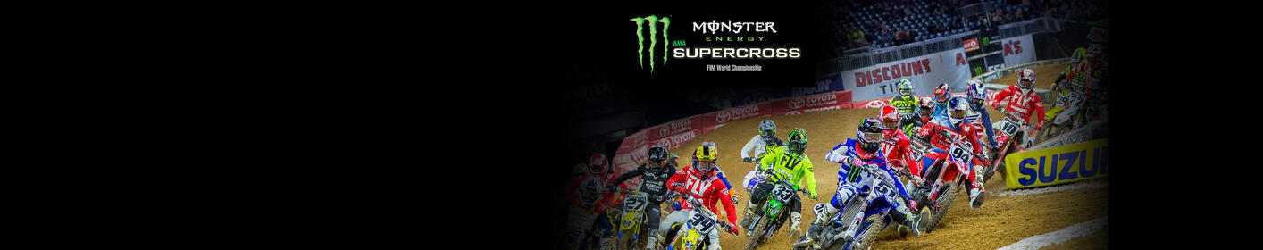 Listen weekdays at 6:40a + 3:40p to win tickets to Monster Energy Supercross!