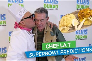 Chef La T Predicts the Super Bowl Results
