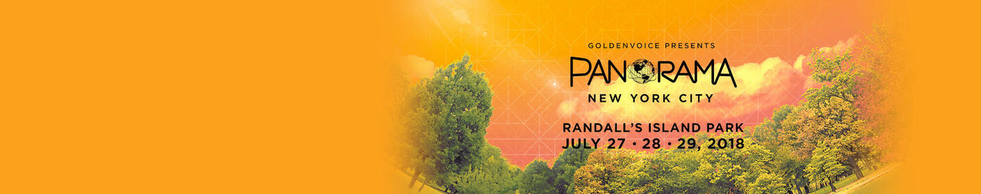 We've Got Your 3 Day Passes to Panorama!