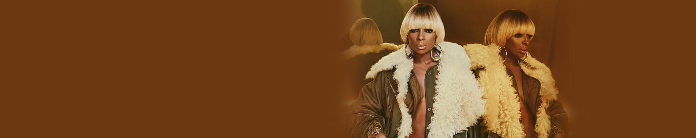 Listen All Weekend To Win Tickets To See Mary J Blige!