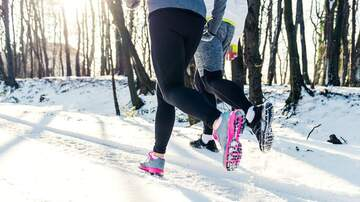 West Michigan's Morning News Blog (35853) - Training for the Amway River Bank Run in the Winter with Dr. Matt Axtman