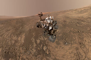 NASA Shows Off Out-of-This-World Selfie From Mars Rover