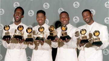 Black History Month - February 20: Boyz II Men