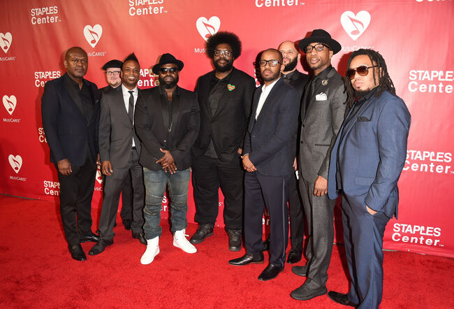 The Roots. Photo Getty Images