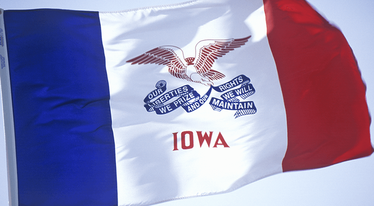 Iowa Ranked Best State in the Union!