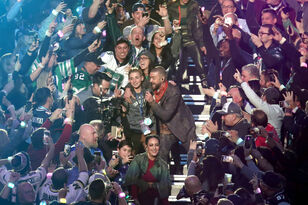 Meet The Super Bowl Selfie Kid Who Took A Photo With Justin Timberlake