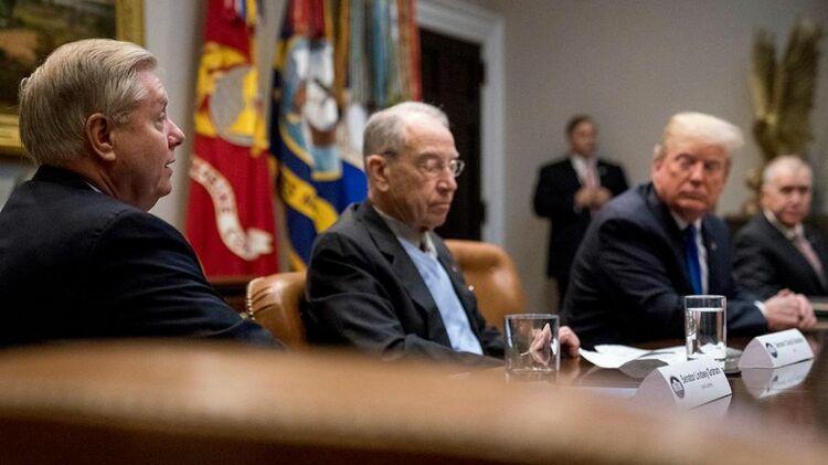 Senator Charles Grassley (R-IA) memo on Steele Dossier