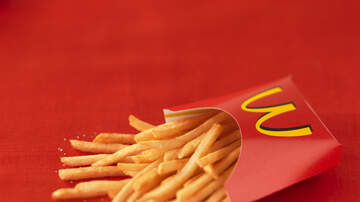 Crash - McDonald's Fries A Cure For Baldness??