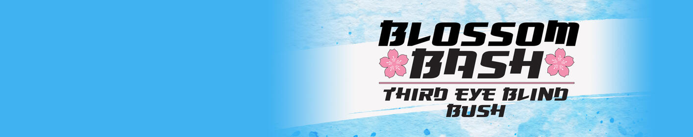 Get Tickets To Our Blossom Bash At The The Anthem!