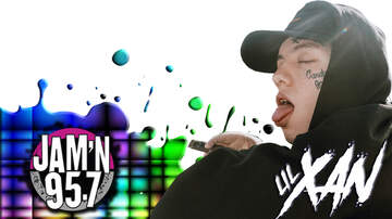 Picture Me San Diego - Lil XAN Performs Live at JAM'N 95.7