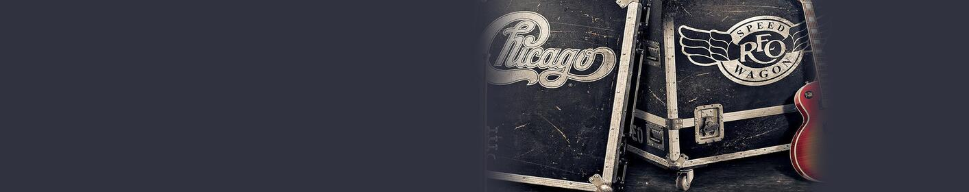 Win tickets to see Chicago & Reo Speedwagon at The AMP