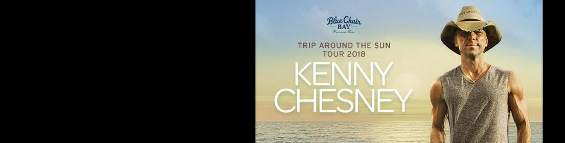 Kenny Chesney Trip Around the Sun Tour with Old Dominion in Austin