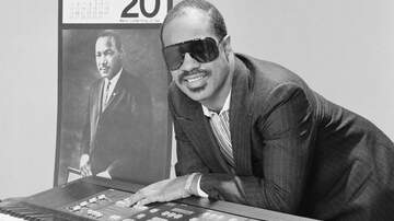 Black History Month - How Stevie Wonder Was Key In The Creation of MLK Day